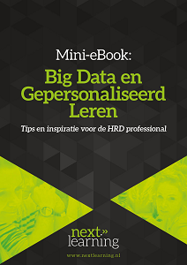Mini-eBook Big Data en Gepersonaliseerd Leren