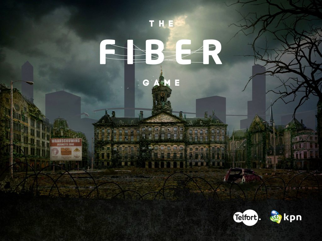 Fiber Game - Gamification