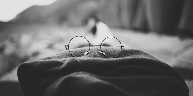Brillen ruilen om te kunnen leren