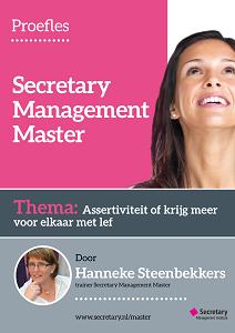 Proefles Secretary Management Master