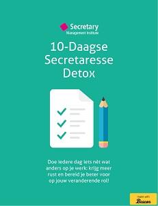 Secretaresse Detox