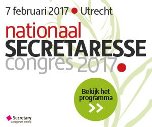 Nationaal Secretaresse Congres 2017
