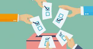 Verkiezingen politicologie secretaresse
