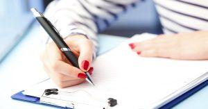 Secretaresse CV tips