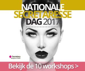 Nationale Secretaresse Dag 2017