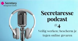 Podcast - Veilig werken, bescherm je tegen online gevaren