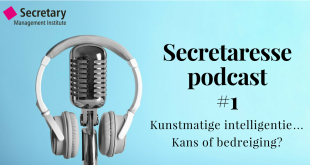 Podcast SMI - Kunstmatige Intelligentie, kans of bedreiging?