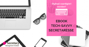 eBook digitaal vaardige secretaresse - Tech Savvy