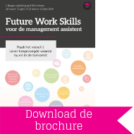 Opleiding Future Work Skills: download brochure