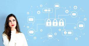 Secretaresse e-mail datalek privacy in de zorg