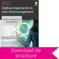 Cursus Timemanagement en Digitaal Organiseren