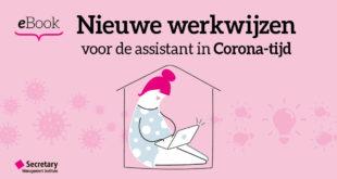 eBook voor assistants tijdens Corona