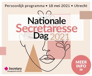 Nationale Secretaresse Dag 2021