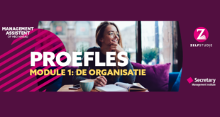 Proefles Zelfstudie Managementassistent HBO-niveau