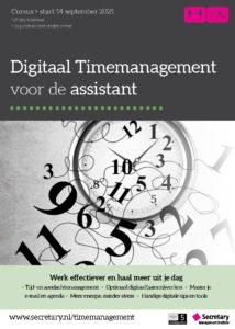 Cursus Digitaal Timemanagement