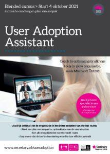 Cursus User Adoption Assistant - Microsoft Teams
