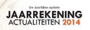 Logo Jaarrekeningactualiteiten 2014