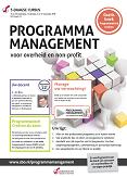Cursus programmamanagement voor overheid en non-profit