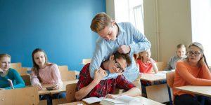 Agressie in de klas