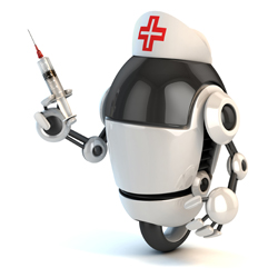 robot zorg