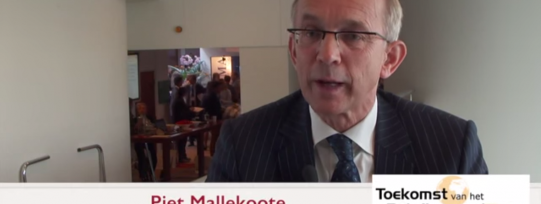 Video Interview met Piet Mallekoote